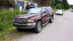 2001 Dodge Dakota SLT Pickup Truck