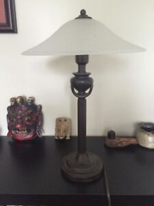 Lamps (desk and table)