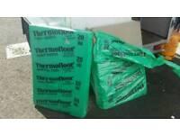 Thermofloor underfloor heating insulation