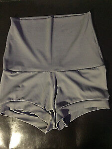 High-wasted Dance Shorts