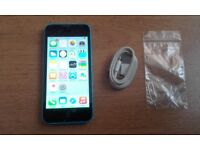 IPHONE 5C VODAFONE BLUE 8GB FOR £65 NO OFFERS *** ADVERT 12 ***