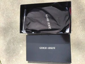 Giorgio Armani Leather and Suede Oxfords shoes size 11