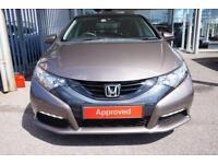 2013 Honda Civic 1.8 i-VTEC SE Automatic Petrol Hatchback
