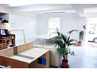 Desk to Rent In Shared Creative Studio / Office in Dalston - Stoke Newington
