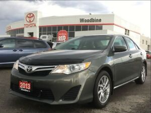 2013 Toyota Camry LE Upgrade w/ Remote Starter, Backup Cam