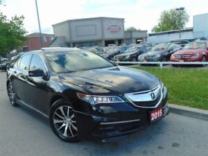 2015 Acura TLX TECH PKG + SKIRT PKG-CAMERA-NAVI