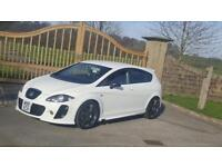 Seat Leon fr btcc White * brand new clutch and gearbox * BARGAIN deisal k1