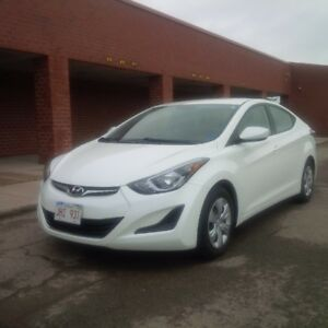2014 Elantra. Mint Condition Inside & Out New Brakes, New Tires!