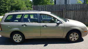 2006 for focus wagon