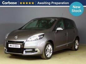 2013 RENAULT SCENIC 1.2 TCE Dynamique TomTom 5dr [Luxe Pack] MPV 5 Seats