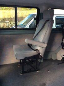 VW T5 Single Rear Seat