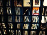Complete Record Shop Job Lot of 10,000 Vinyl All Genres