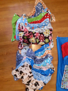 Complete Cloth Diapering Set!