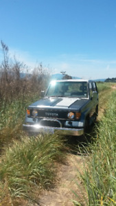 1988 Toyota Land Cruiser Other