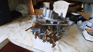 Holley 600cfm carb for Ford