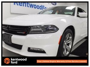 2015 Dodge Charger SXT 3.6L V6- push start your way to first pla