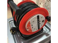 20metre electricity cable reel for Sale £10