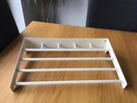 Ikea towel rail