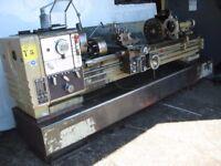 HARRISON M400 GAP BED CENTRE LATHE 80 INC CENTRES