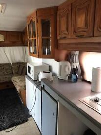 Large caravan (tourer)to rent