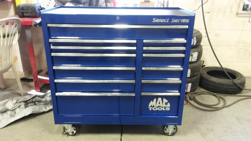 Mac tools toolbox select series 42 wide 13 drawer in for Mac due the box
