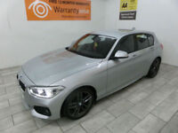 2015 BMW 116 1.5TD Sports Hatch Automatic M-Sport ***BUY FOR ONLY £76 A WEEK***