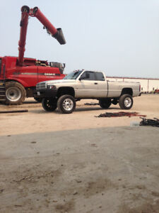 1996 Dodge Power Ram 2500 JUST SAFETIED!
