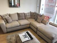 Mint Condition Right hand Corner Sofa (Still £899 in SCS Cardiff)