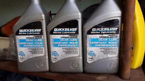 Quick Silver Boat sterndrive gear lube