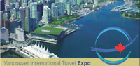 Vancouver International Travel Expo 2017 Sept. 29 & 30