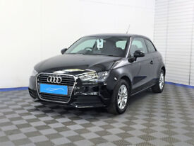 Bad Credit Car Finance and Nationwide Delivery Available 2011 Audi A1 SE TDI