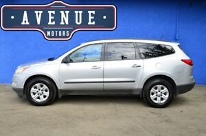 2010 CHEVROLET TRAVERSE - 4 Door Station Wago 1LS AWD