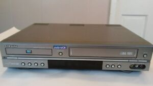 Samsung Combination DVD-VCR