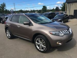 2010 Nissan Murano / LE/ LEATHER/ SUNROOF/ AWD