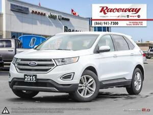 2015 Ford Edge SEL FWD| LOW KM'S|