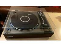 Pioneer PL-112D, turntable, vintage, classic rare