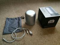 Bluetooth Speaker (in-built microphone for calls too) - Hidden Radio 2