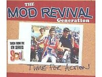 WANTED RECORDS OR CD'S OF THE LATE 70'S EARLY 80'S MOD REVIVIAL BANDS