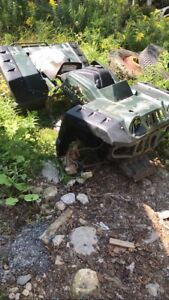 1998 Yamaha grizzly 600 **PARTS**