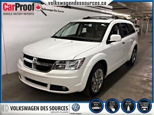 2010 Dodge Journey R/T, FULLY LOADED!