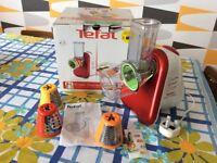 Tefal Fresh Express food processor / slicer