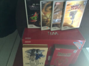 Wii and game bundle