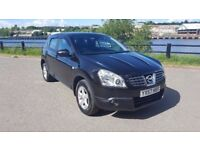 2007 NISSAN QASHQAI 1.5DCI FULL MOT TOW BAR PX WELCOME