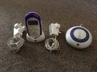BT 350 Baby Monitor