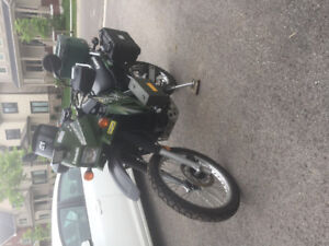 Adventure bike for sale, Reduced price