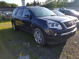 2007 GMC ACADIA SLT *PARTING OUT *