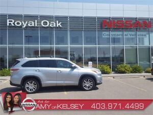 2015 Toyota Highlander XLE **MINT CONDITION**