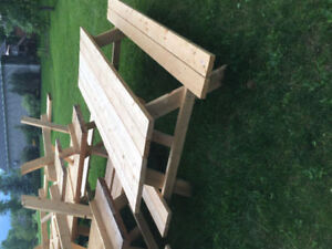 Brand New 8ft Picnic Table