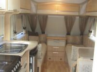 Coachman Amara 520, 4 Berth. 2012. Very good condition