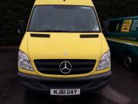 Mercedes Welfare van